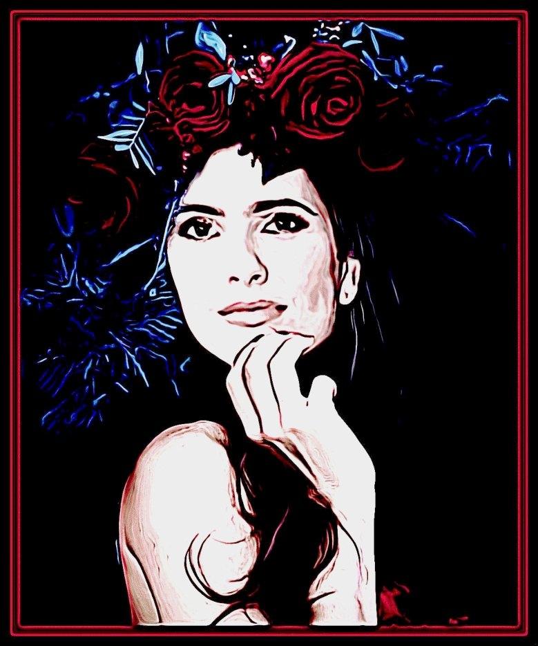 Shelley Hennig by gothicat